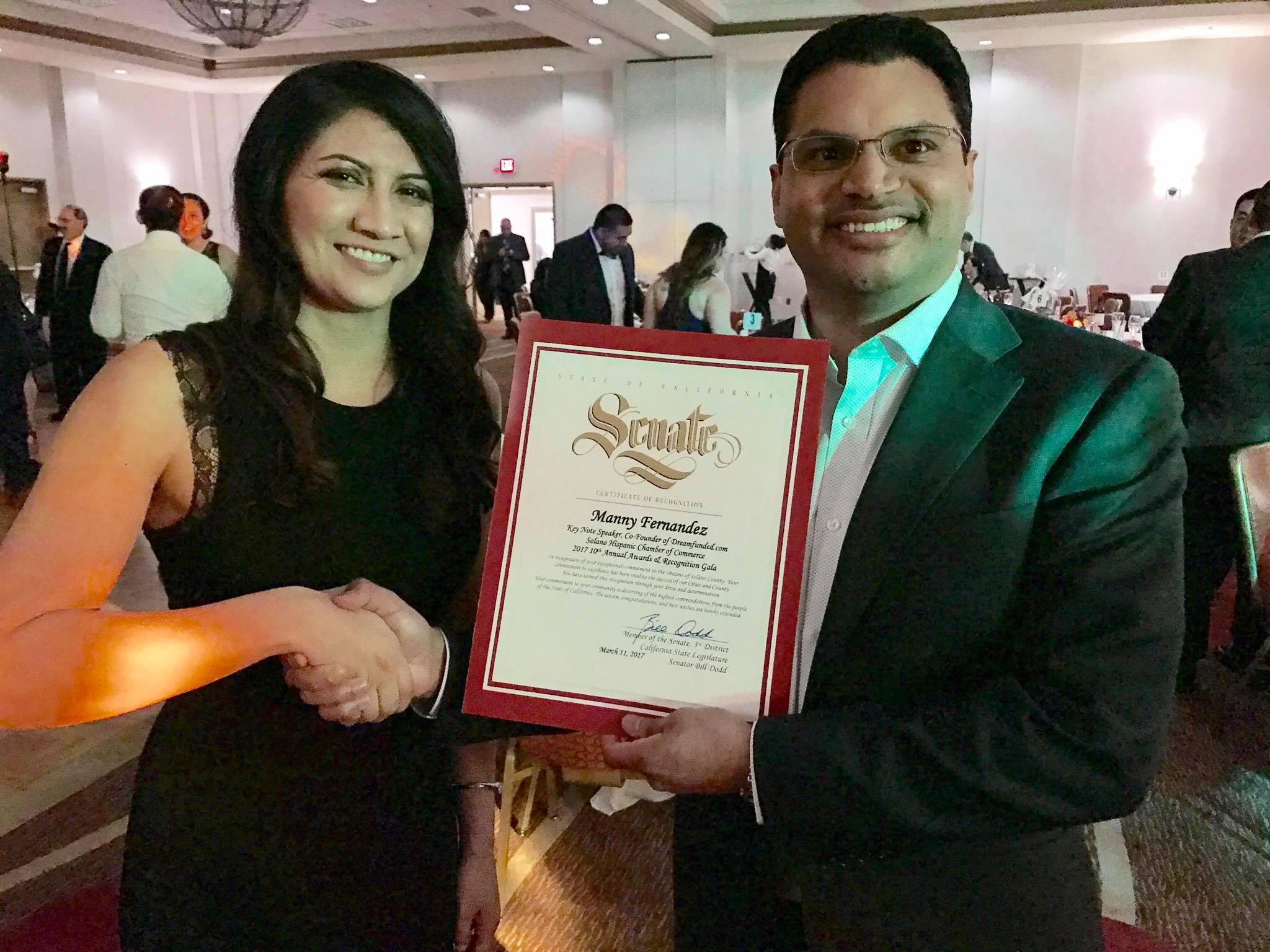 Shcc award